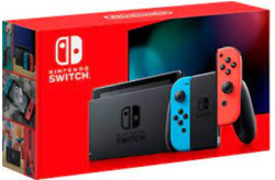 Nintendo Switch 32gb Console Neon Red-blue And Lego Incredibles