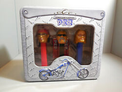 Orange County Choppers Limited Edition Pez Collector's Tin 2006