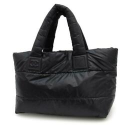 Cocococoon Medium Tote Rank Previously Owned From Japan Fedex No.1850