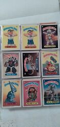 1980and039s Garbage Pail Kids 490 Cards With Multiple Variations Of Each 🔥