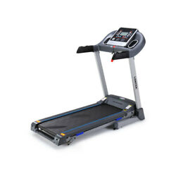 Folding Treadmill With Incline 2.0 Hp Quiet Motor Home Electric Running Machine
