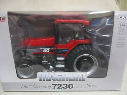 Chase Unit Case Ih 7230 Magnum Toy Tractor 25th Anniversary 1/16 Scale Nib
