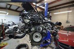 2016 Bmw 550i Oem Used Factory Engine Parts Only 19k Miles Turbos Not Included