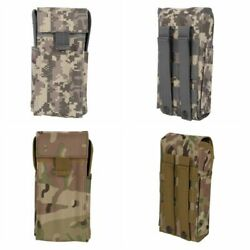 Us Tactical Molle 25 Round Shot-gun Shell Reload Magazine Bag Pouch Holder