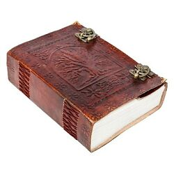 600 pages large tree of life leather Journal Diary notebook Handmade book