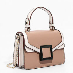 Faux Leather Womenand039s Bag Elegant Small Handbags Evening Party Sling Shoulder Bag