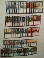 Magic The Gathering Sliver Collection Lot 71 Cards