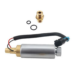 Metal Electric Fuel Pump Replacement For Mercruiser Boat Engines 4.3 5.0 4.3l/v6