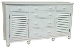 Trade Winds Newport Chest Of Drawers Traditional Antique White Paint Pai