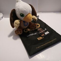 World Of Warcraft Wow Blizzard Plush Toy 2015 Gryphon Hatchling W/ Code Us Only