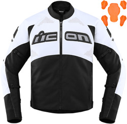 Icon 2810-3669 Contra 2 Leather Perforated Jacket