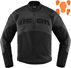 Icon 2810-3662 Contra 2 Leather Perforated Jacket