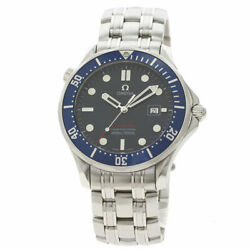 Omega Seamaster Watches 2221.80 Stainless Steel/stainless Steel Mens