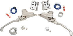 Performance Machine 0062-4022-ch Hand Control Complete Sets