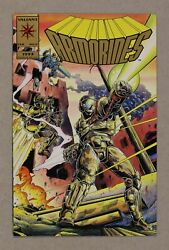 Armorines 0b Gold Title Variant Vf- 7.5 1994