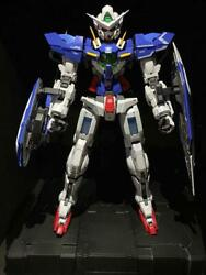 Gundam Exia Perfect Grade All Painting With Airbrush Figure Plastic Model
