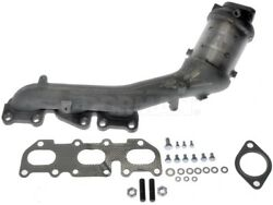 Catalytic Converter With Integrated Exhaust Manifold Right Fits 07-09 Sorento V6