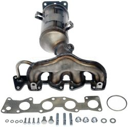 Catalytic Converter With Integrated Exhaust Manifold Dorman 674-929