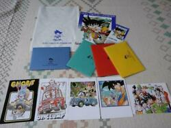 Dragon Ball Ming Toriyamaand039s World Exhibition 20 Limited Postcards Sold In Bulk