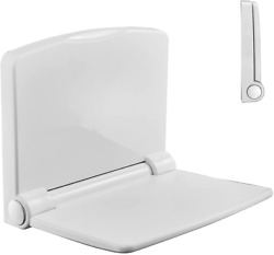 Wall Mounted Folding Shower Seat/shoes Changing Stool Bench/shower Stool/shower