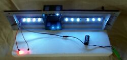 Custom 14 White Led Lights For Lgb 4075 Caboose G Scale Trains