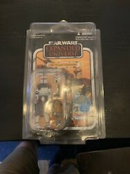 Arc Trooper Commander 2011 Star Wars Vintage Collection Vc54 With Star Case