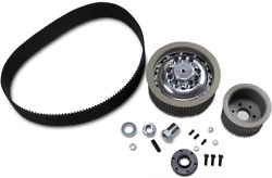Belt Drives Evo-76-47-s 8mm Belt Drive With Quiet Clutch System