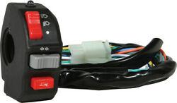 K And S 12-0055cn Off-road Handlebar Switch With 9 Pin Connector