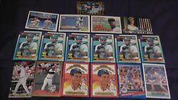 My Personal Lifetime Collection Of 346 Ken Griffey Jr Baseball Cards Lot And03989-and03921