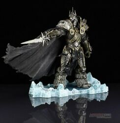 World Of Warcraft Fall Of The Lich King Arthas Pvc Action Figure Model Toy
