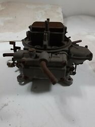 Used For Parts 1979-83 Ford Truck W/460 7.5l - 4v Holley Carburetor.
