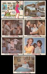 The Monkey's Uncle Orig 11x14 Disney Lobby Cards Annette Funicello/tommy Kirk