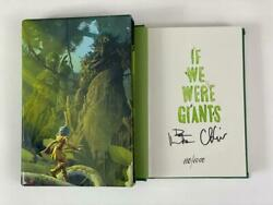 Dave Matthews Signed Autograph If We Were Giants Le Book - Hand 'd 110/1000