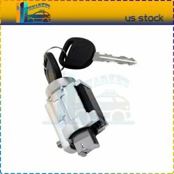 Ignition Lock Cylinder And Keys For 97 Olds Intrigue Cutlass Supreme Dash Mounted