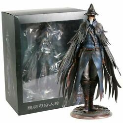 Bloodborne Eileen The Crow 1 6 Scale Statue PVC Figure Collectible Model Toy