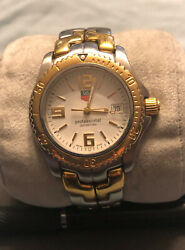 Tag Heuer Men's Professional 200 Wt1250 Watch-used With Box And Paperwork