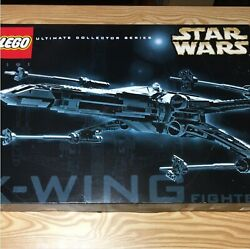 Lego 7191 Star Wars Ultimate Collector Series X-wing Fighter Dead Stock Unused