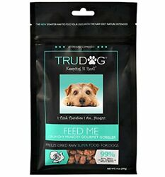 Trudog Real Meat Dog Food - Feed Me Freeze Dried Raw Superfood For Optimal Ca...