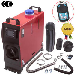 12v 5kw Diesel Air Parking Heater With Lcd Monitor All In One For Car Suv Truck