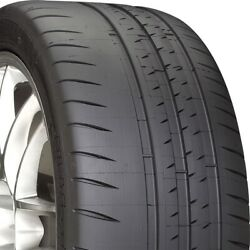 4 New 325/30-20 Michelin Pilot Sport Cup 2 30r R20 Tires 39642