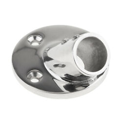 Handrail Connection Manual Connection Socket 22mm Stainless Steel Boat