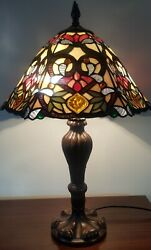 🎀 Syle Table Lamp Beautiful Collectors Piece 🎀