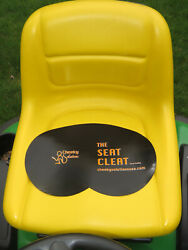 The Seat Cleat Non-slip Seat Cover Topper Lawn Mower Tractor Atv Dune Deere New