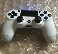 Sony Playstation Dualshock 4 Wireless Controller For Ps 4 - Glacier White