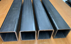 """4-pack 2""""x2 X96l Steel Square Tubing 1/16 Thick 16gafreeandfast Shipping 🔥"""