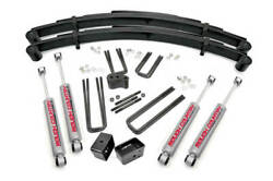 Rough Country 77.5-79 Ford F250. 4in Suspension Lift Kit 415.20