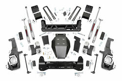 Rough Country 20- Gm P/u 2500hd 5in Suspension Lift Kit 10230