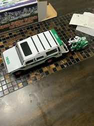 Hess Trucks Lot 1990, 1992, 1993, 1994, 1997, 1998, 1999 And 2004 In Boxes