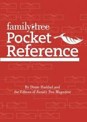 Genealogy Family Tree Pocket Reference Definitions, Websites, Dates, Quick Info