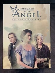 Touched By An Angel The Complete Series 59 Disc Set. Very Good Condition.